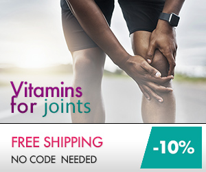 Vitamins for joints